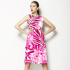 Fuchsia Tropical Garden (Dress)