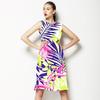 Multicolor Tropical Forest (Dress)