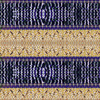 African Linear Stripes Pattern (Original)