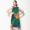 Tropical Push (Dress)