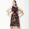 Wild Animal Skin in Rpepeat (Dress)