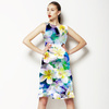 Dreamy Tropical Floral in Repeat (Dress)