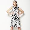 Art Deco Pattern (Dress)