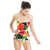Abstract Floral (Swimsuit)
