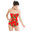 Wild Strawberries (Swimsuit)