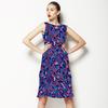 Geo Ditsy (Dress)