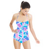 Sketchy Geometric (Swimsuit)