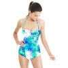 Blue Palm (Swimsuit)