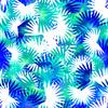 Blue Palm (Original)