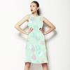 Pastel Plume Florals (Dress)