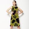 Tropical Vector Print (Dress)