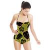 Tropical Vector Print (Swimsuit)