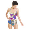 Flower EtnTec (Swimsuit)
