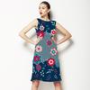 Retro Flowers. (Dress)