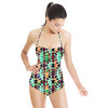 Ethnic Abstract. (Swimsuit)