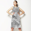 Palmtree B&W (Dress)