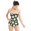 Vintage Tossed Lemon Limes (Swimsuit)