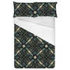 Geometric Tribal Batik Pattern 1 (Bed)