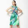 Tropical Palms (Dress)