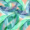 Tropical Palms (Original)