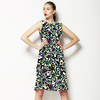 Colorful Geometric Confetti (Dress)