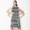 Woven Grid (Dress)