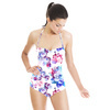 Bright Floral (Swimsuit)