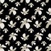 Dark Tropical Floral Seamless Pattern (Original)