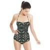 Geometric Vintage (Swimsuit)