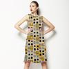Yello Cubes (Dress)