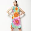 Photo Effect 16 Col Floral (Dress)