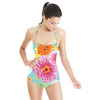 Photo Effect 16 Col Floral (Swimsuit)