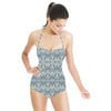 Paisley Pattern (Swimsuit)