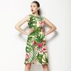 Tropical Pattern (Dress)