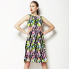 Multicolour Shard Aztec (Dress)