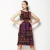 Vk168 Ethnic Patchwork (Dress)