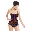 Vk168 Ethnic Patchwork (Swimsuit)