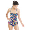 Vector Floral Ditsy (Swimsuit)