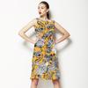 Classic Monotone Palampore (Dress)