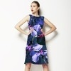 Midnight Iris (Dress)