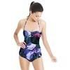 Midnight Iris (Swimsuit)