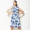 Yasmin Ditsy Hand Drawn Paisleys (Dress)