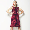 Rocky Texture Abstract Vector Repeat (Dress)