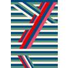 Strong Stripes. (Original)