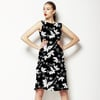 Lithographic Floral (Dress)
