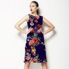 Botanic Pattern (Dress)