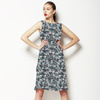 Floral With Arabesque (Dress)