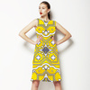 Moroccan Tile Print (Dress)