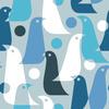 A Flock of Birds (Original)