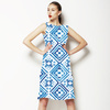Ethnic Watercolour Tiles (Dress)
